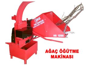 dal parçalama kırma öğütme makinası
